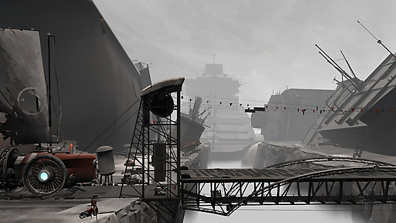 FAR: Lone Sails - Screenshot INDEX