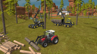 Farming Simulator 18 Screenshot 2