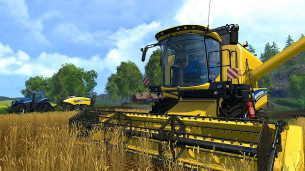 Farming Simulator 15 Screenshot 4