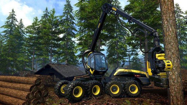 Farming Simulator 15 Screenshot 7