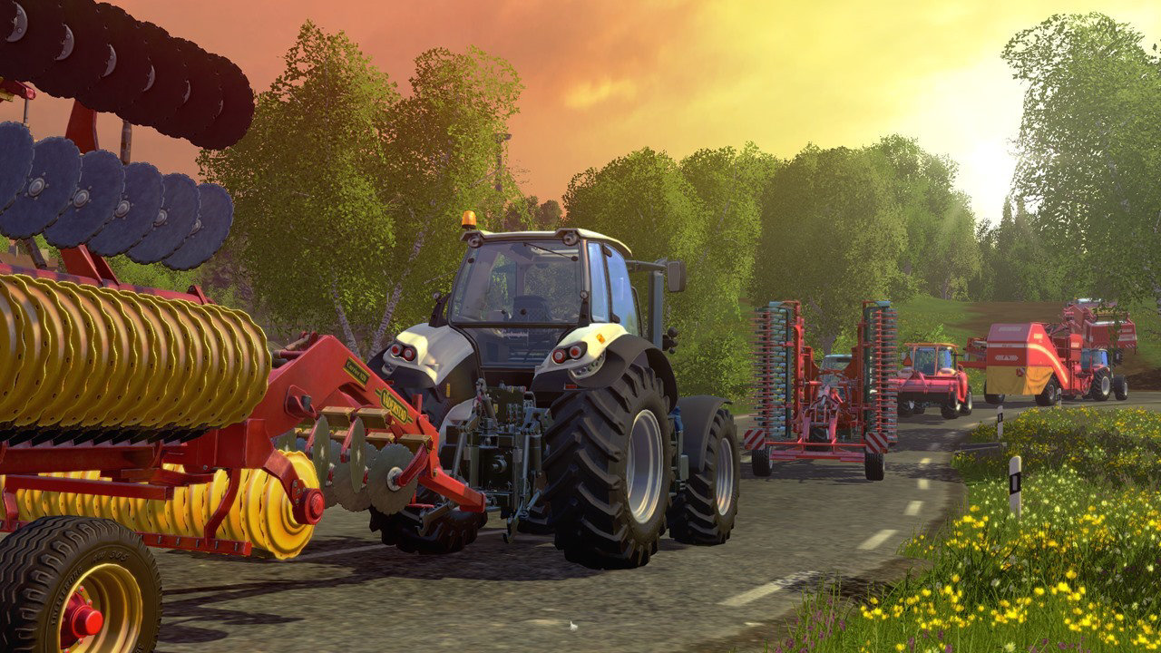 Farming Simulator 15 Game | PS4 - PlayStation