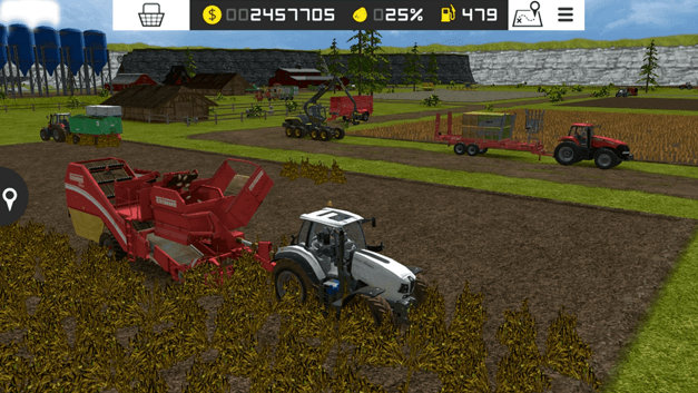 Farming Simulator 16 Screenshot 1