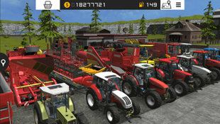 Farming Simulator 16 Screenshot 2