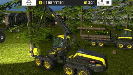Farming Simulator 16 Trailer Screenshot