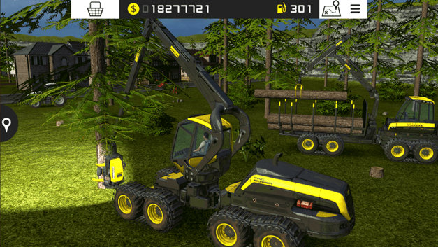 Farming Simulator 16 Screenshot 4