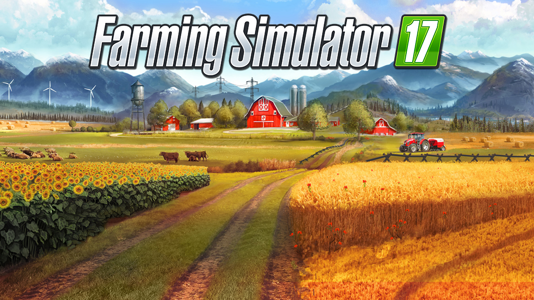 Farming Simulator 17 Game | PS4 - PlayStation
