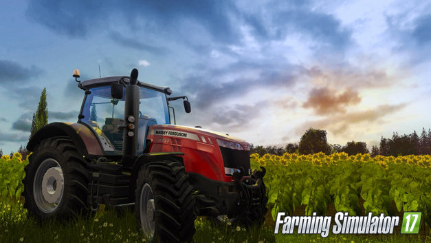 Farming Simulator 17 Screenshot 4