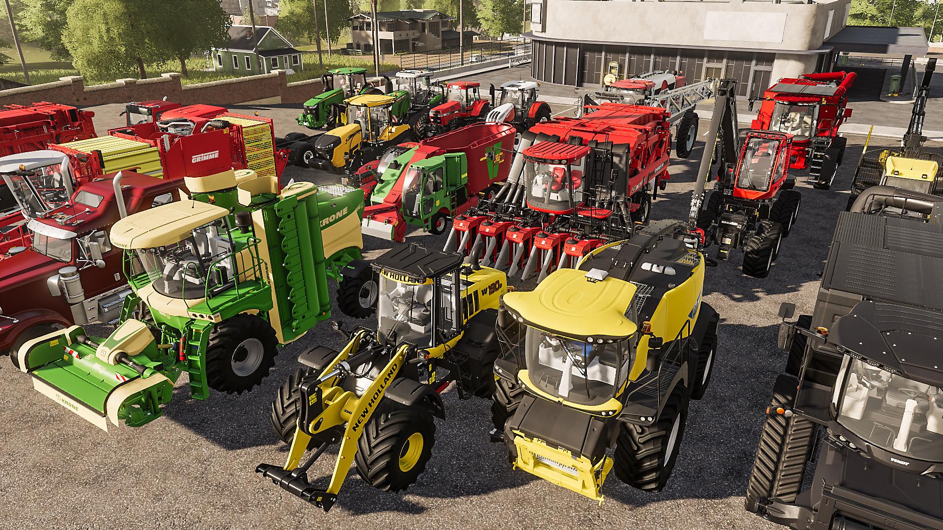 Farming Simulator 19 Game | PS4 - PlayStation