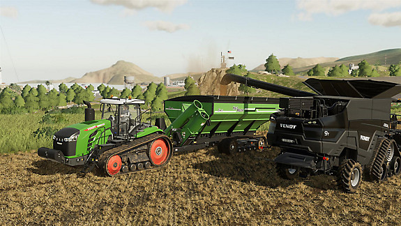 Farming Simulator 19 - Screenshot INDEX