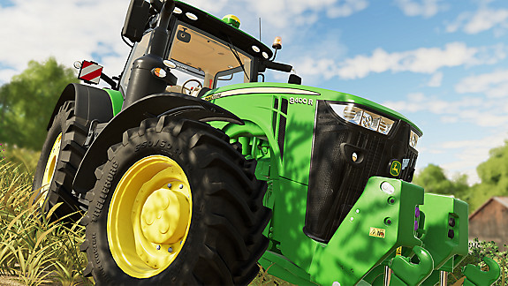 Farming Simulator 19 screenshot