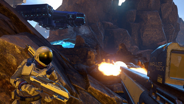 Farpoint Screenshot 1