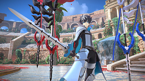 Fate/EXTELLA LINK - Screenshot INDEX