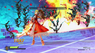 Fate/EXTELLA: Screenshot 3
