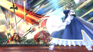 Fate/EXTELLA: The Umbral Star Screenshot 12