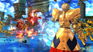 Fate/EXTELLA: The Umbral Star Screenshot 6