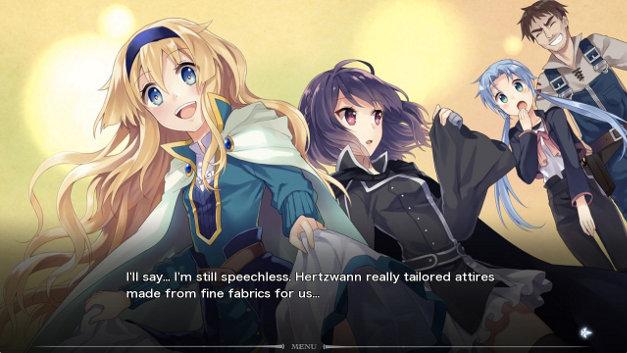 fault milestone one Screenshot 1