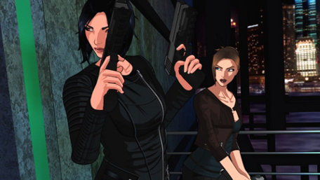 Fear Effect Sedna Trailer Screenshot