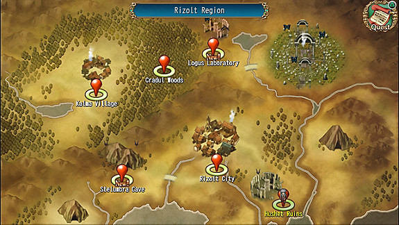 Fernz Gate - Screenshot INDEX