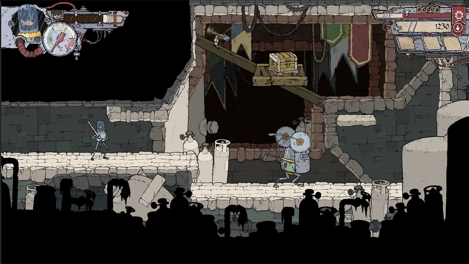 Feudal Alloy Game | PS4 - PlayStation