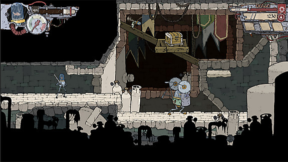 Feudal Alloy - Screenshot INDEX