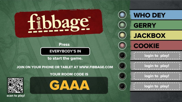 Fibbage: The Hilarious Bluffing Party Game Screenshot 10