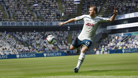 FIFA 16 Trailer Screenshot