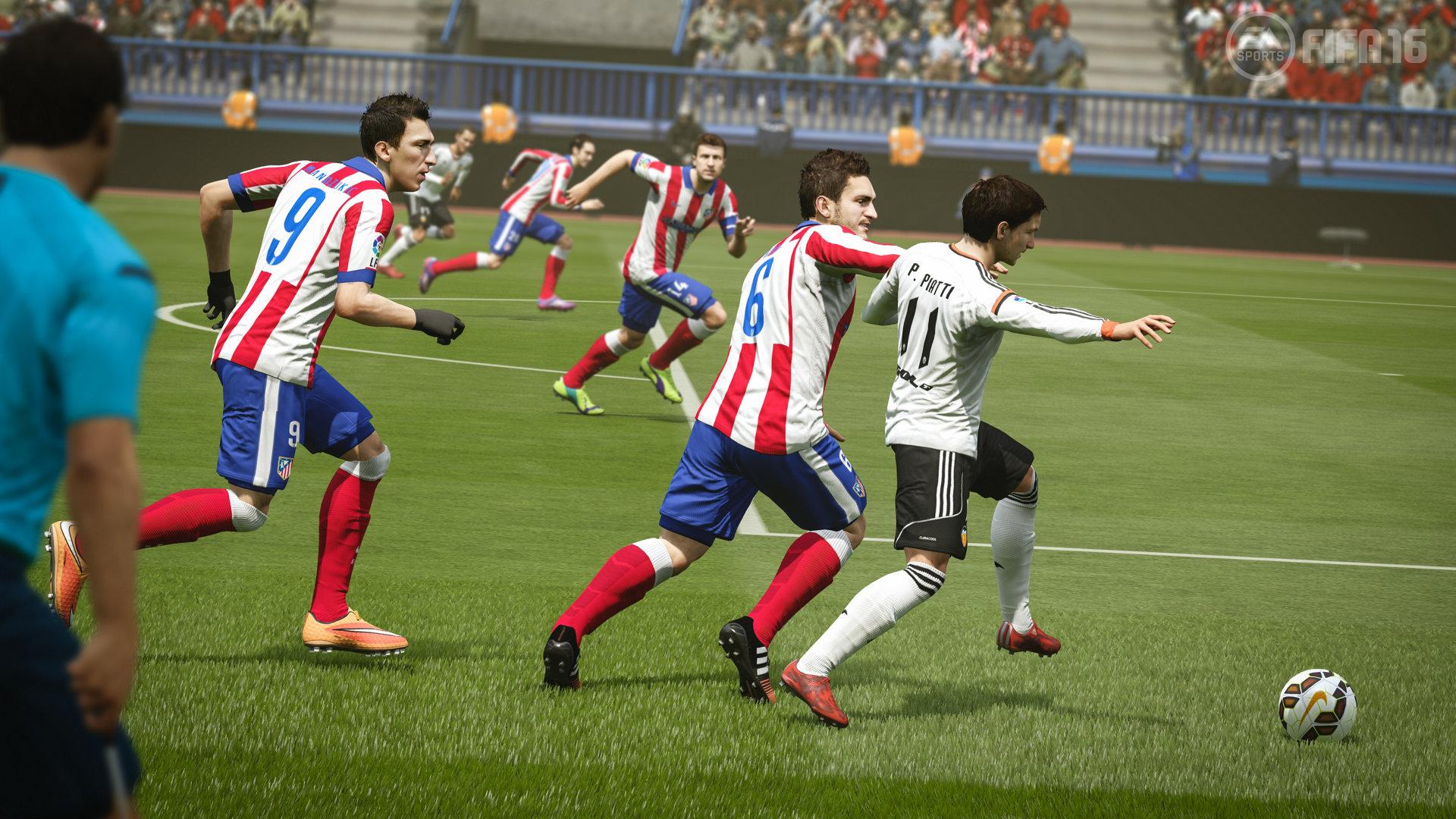 FIFA 16 Game | PS4 - PlayStation