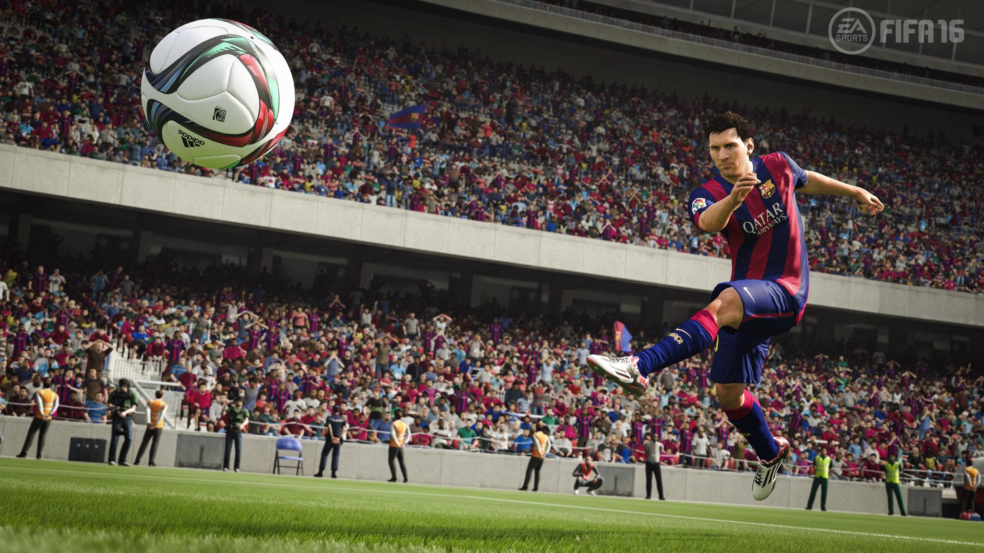 FIFA 16 Game   PS4 - PlayStation