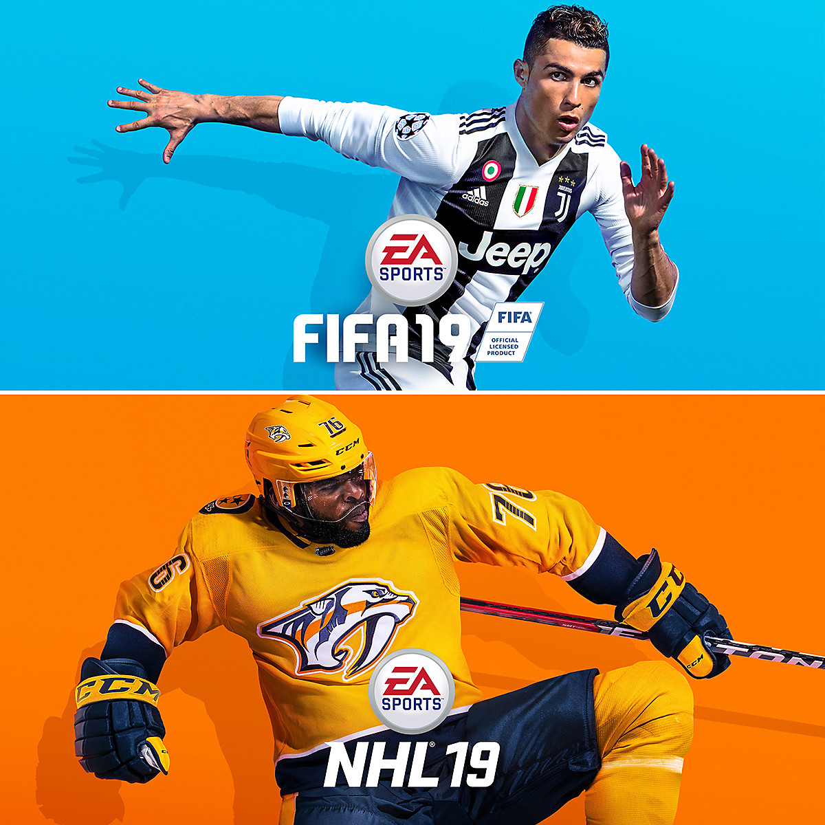 FIFA 19 - NHL® 19 Bundle