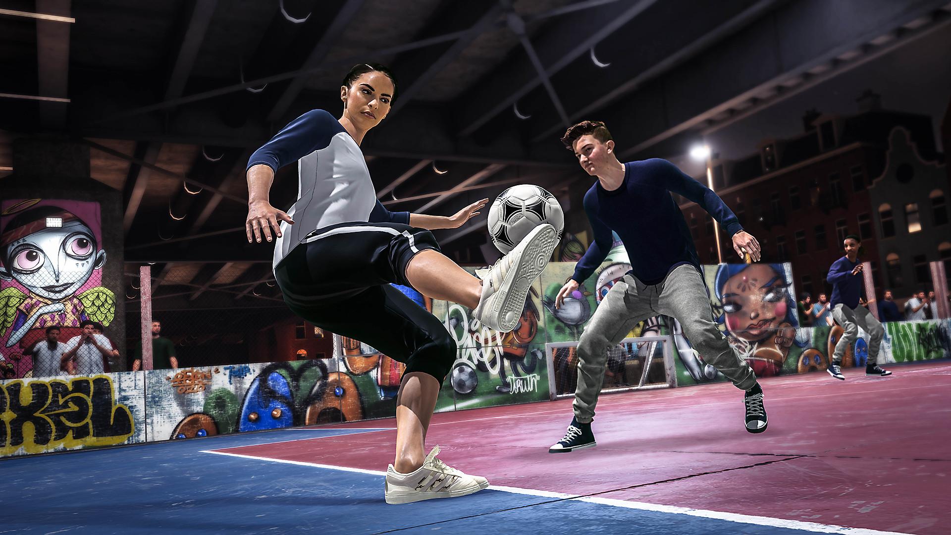 FIFA 20 - Volta-gameplay