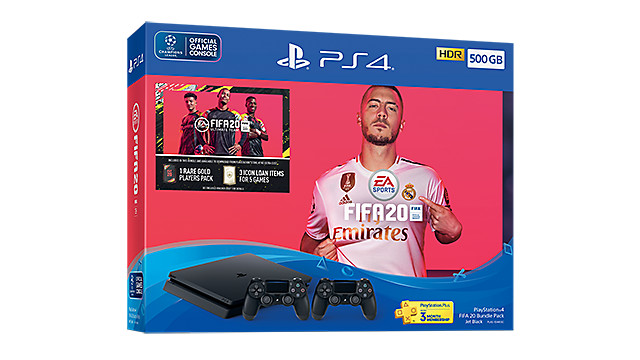 PlayStation 4 FIFA 20 Bundle