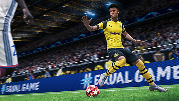 FIFA 20 Sancho Gameplay