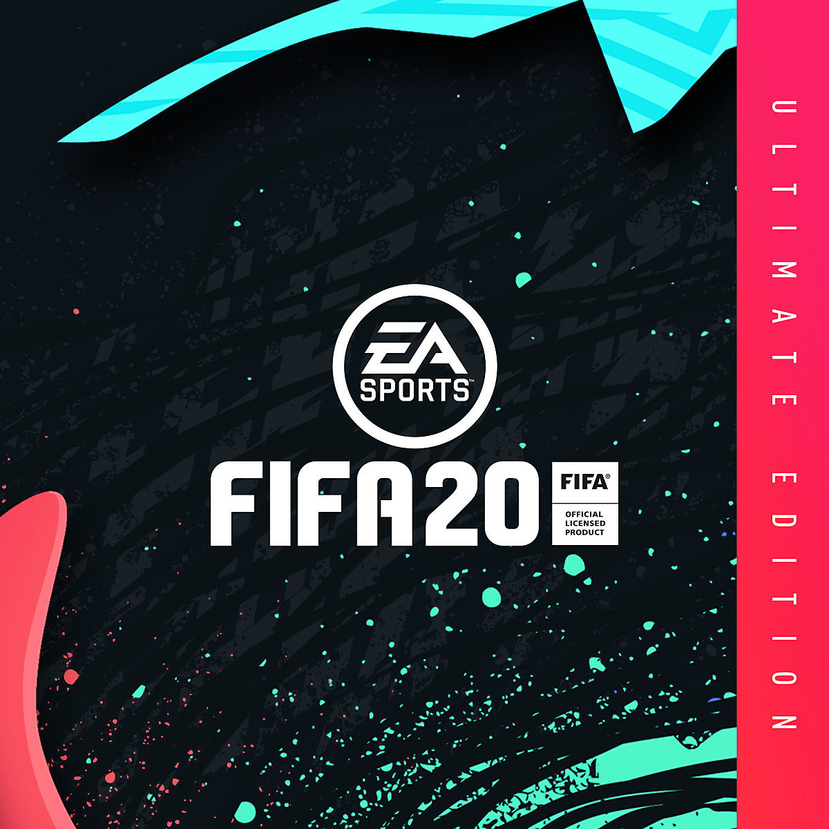 Diseño de FIFA 20 Ultimate Edition