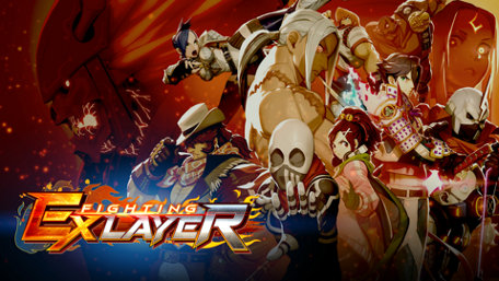 FIGHTING EX LAYER Trailer Screenshot