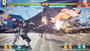 FIGHTING EX LAYER Screenshot 6