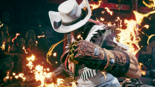 FIGHTING EX LAYER Screenshot 3