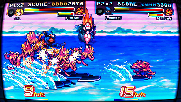Fight'N Rage - Screenshot INDEX