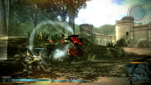 FINAL FANTASY TYPE-0 HD Screenshot 9