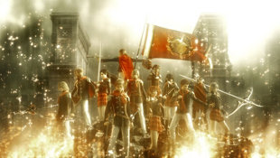 FINAL FANTASY TYPE-0 HD Screenshot 12