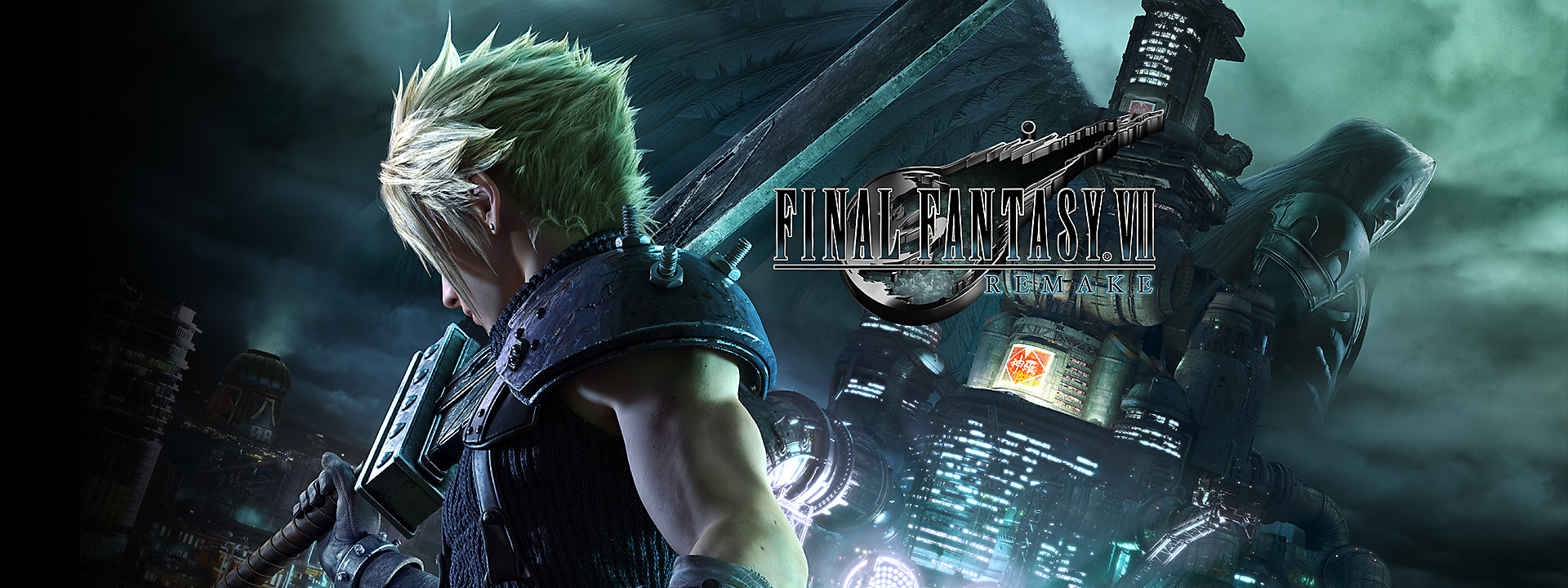 Final Fantasy VII Remake - Now Available
