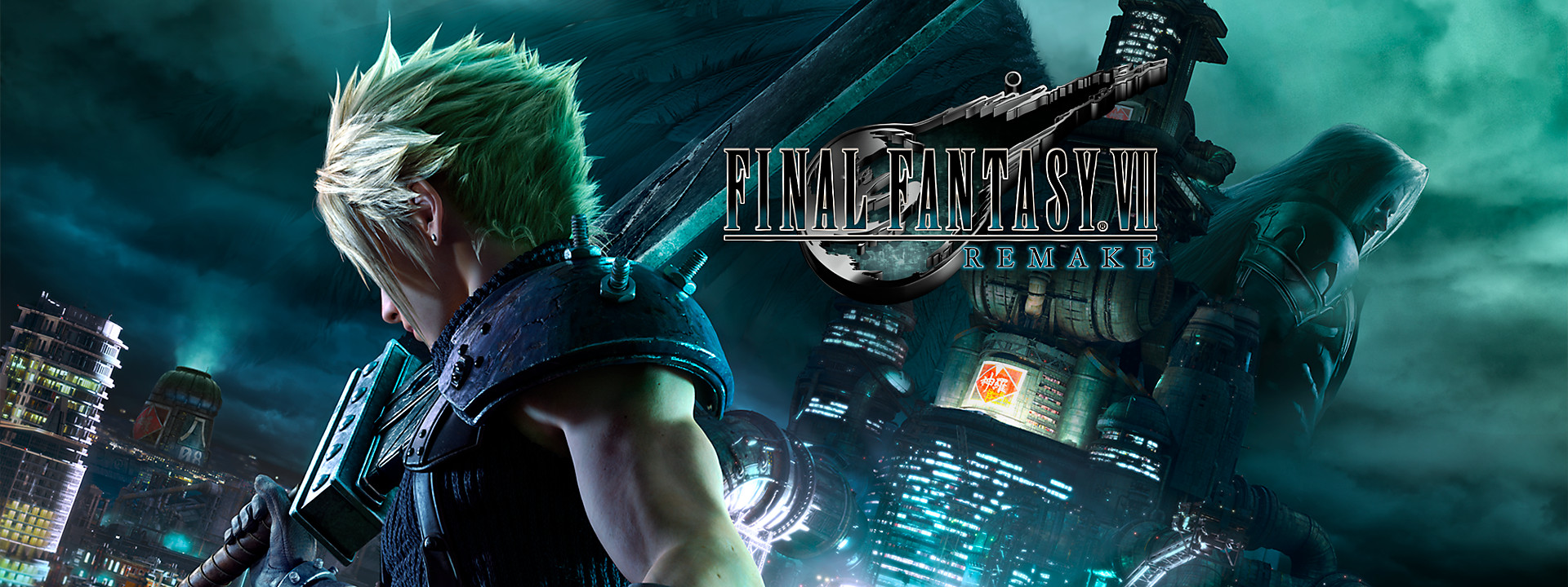 FINAL FANTASY VII REMAKE - Coming March 3, 2020