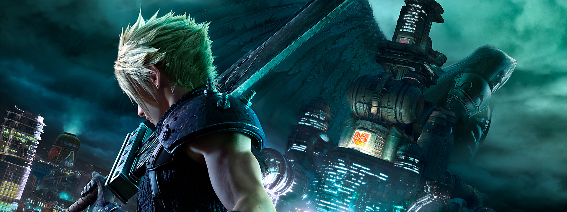 FINAL FANTASY VII REMAKE Game | PS4 - PlayStation