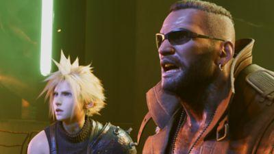 final fantasy vii remake screen 02 ps4 us 11jun19?$native xxl nt$ - لعبة Final Fantasy VII Remake