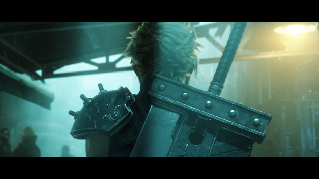 Final Fantasy VII Remake [Título provisional] Screenshot 1