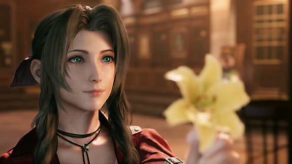 Final Fantasy VII Remake [Working Title] - Screenshot INDEX