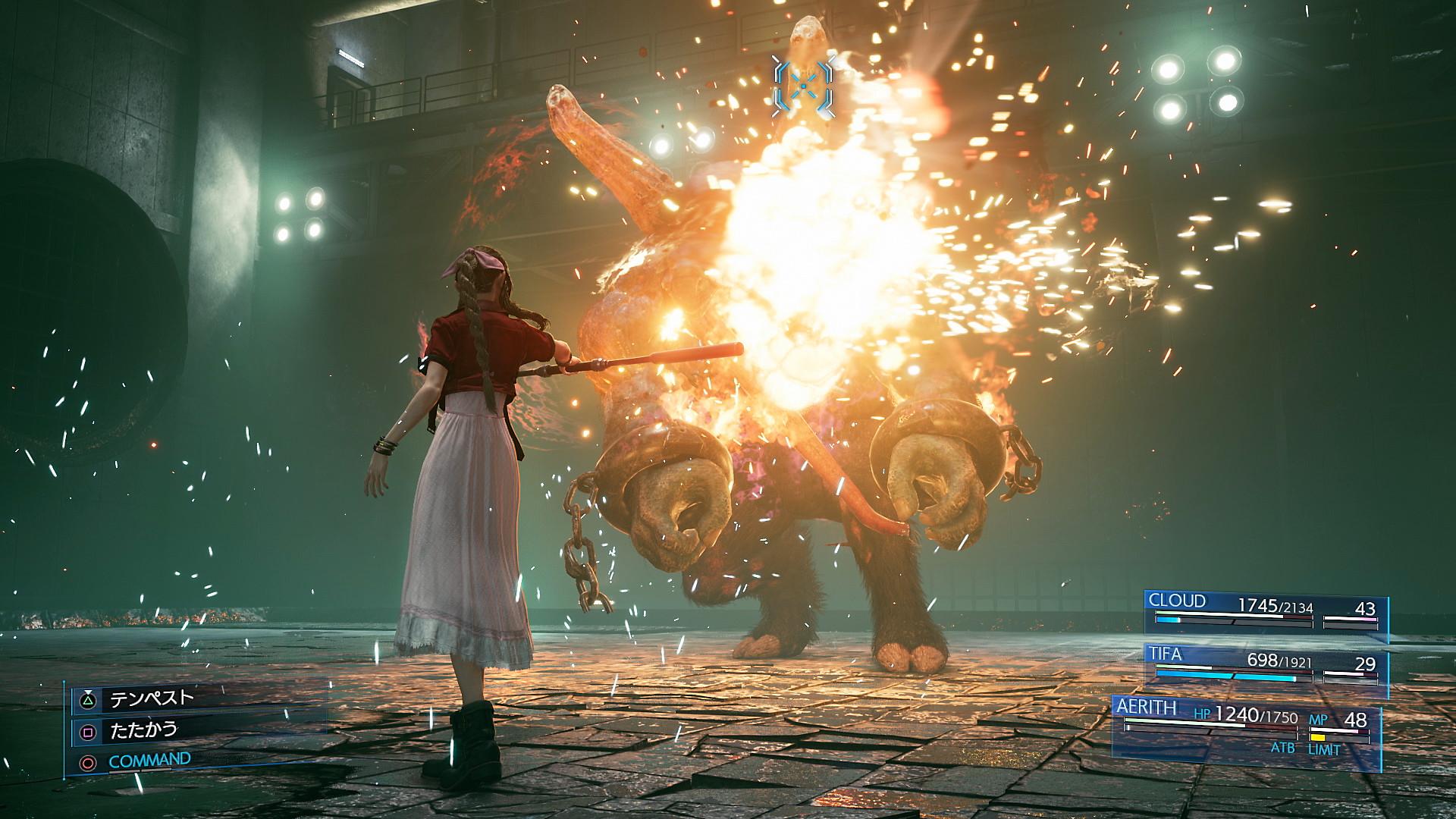Final Fantasy Vii Remake Pack Playstation