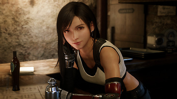 FINAL FANTASY VII REMAKE - Screenshot INDEX