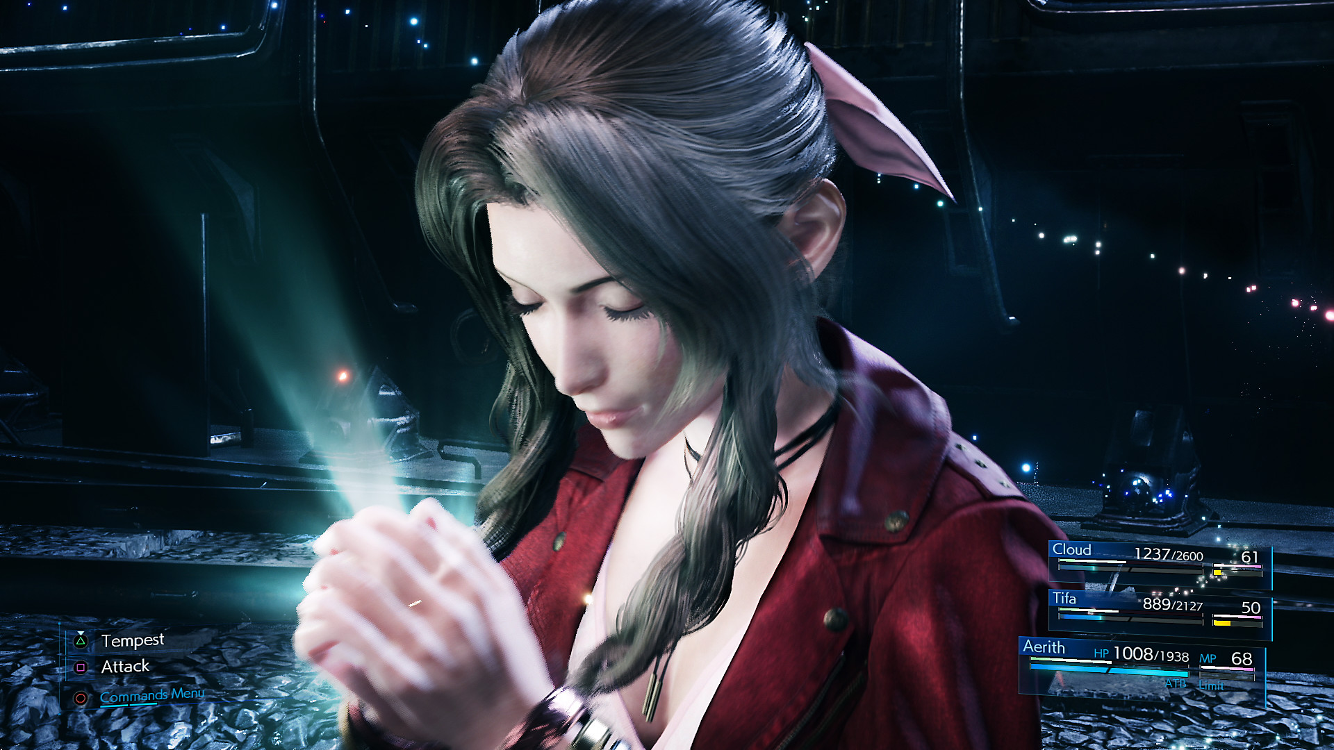 Final Fantasy Vii Remake Título Provisional Game Playstation