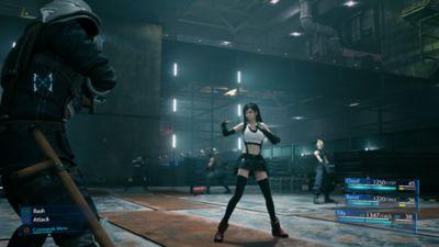 final fantasy vii remake screen 10 ps4 us 11jun19?$native xxl nt$ - لعبة Final Fantasy VII Remake