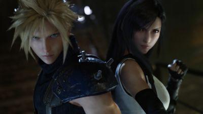final fantasy vii remake screen 12 ps4 us 11jun19?$native xxl nt$ - لعبة Final Fantasy VII Remake